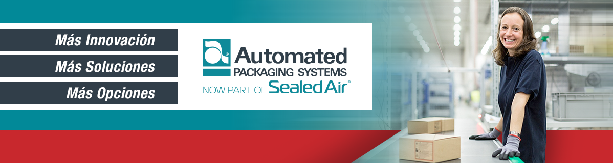 Automated Packaging Systems now part of Sealed Air